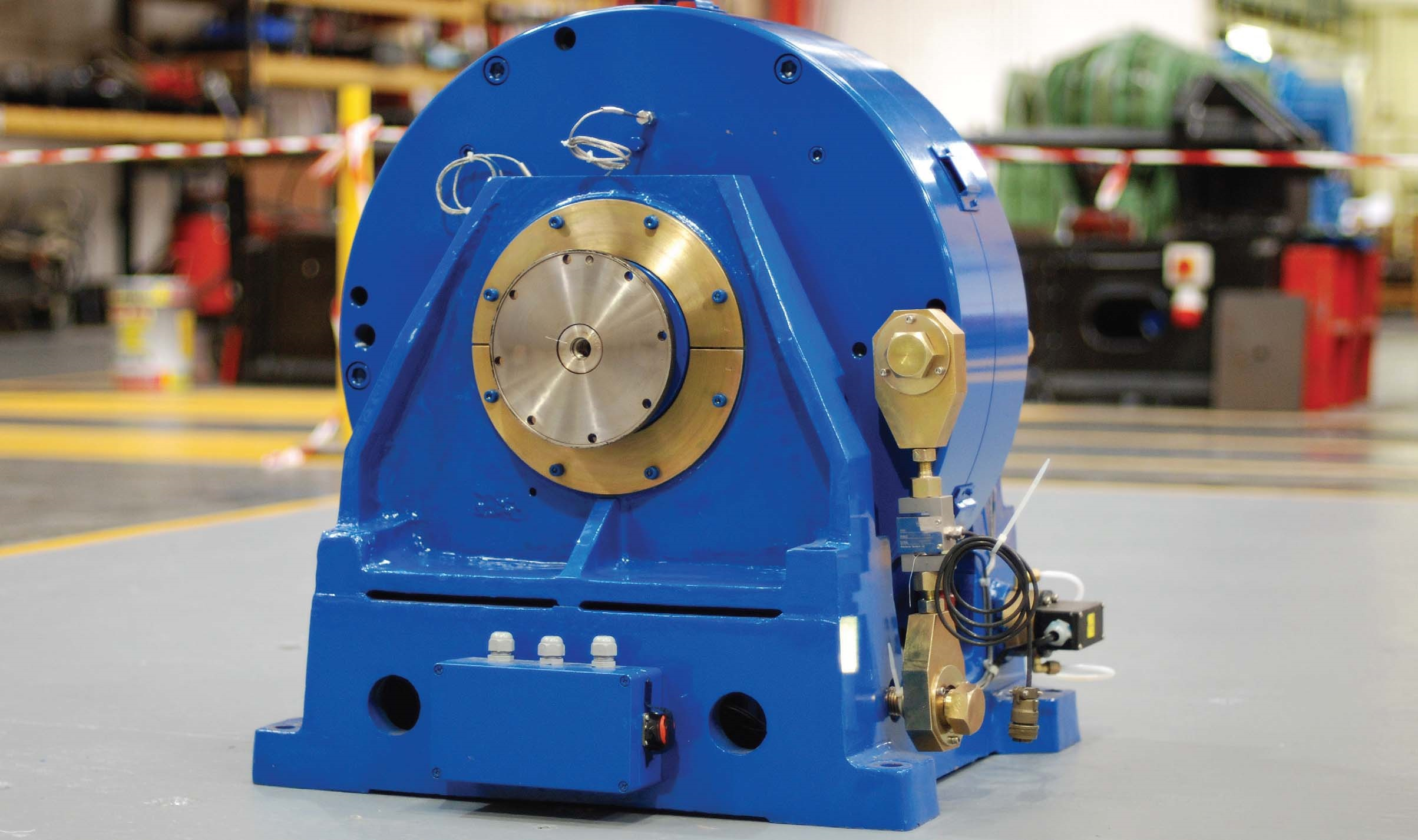 Froude Eddy Current Dynamometer